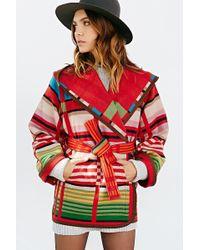 Urban Outfitters Pendleton Sedona Reversible Coat - Lyst