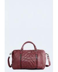 Zadig & Voltaire Bag Sunny Matelasse - Lyst
