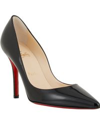 Christian Louboutin Apostrophy Pumps - Lyst