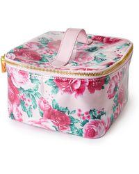 Forever 21 - Rose Print Makeup Bag - Lyst