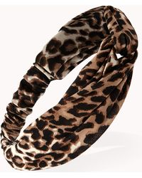 Forever 21 - Untamed Leopard Headwrap - Lyst