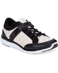 Guess Savero Lace-up Sneakers - Lyst