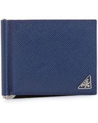 Prada Wallets | Men\u0026#39;s Prada Wallets \u0026amp; Card Holders | Lyst
