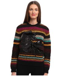 Just Cavalli Multicolor knitwear sweaters - Lyst
