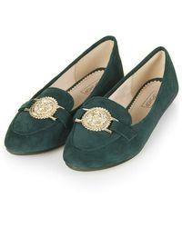 Topshop Sandylion Slipper Shoes  - Lyst