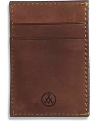 Alternative Apparel | Flint Leather Wallet | Lyst