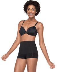 Spanx Haute Contour® Shorty black - Lyst
