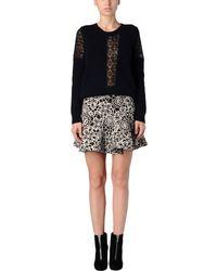 Thakoon Mini Skirt - Lyst