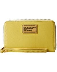Marc By Marc Jacobs Classic Q Mildred Wallet - Lyst