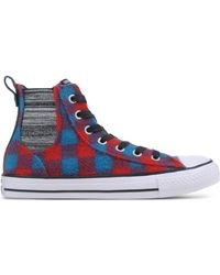 Woolrich X Converse All Star | High-tops | Lyst