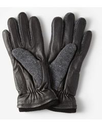Norse Projects Norse X Hestra Wool Gloves - Lyst