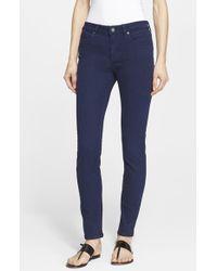 Joie Stretch Denim Skinny Jeans - Lyst