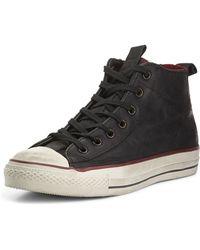 Converse John Varvatos Leather High Top Sneaker - Lyst