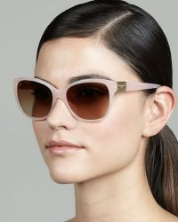 D&G Dolce Gabbana Logoplaque Square Sunglasses - Lyst