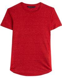Marc By Marc Jacobs Carmen Linen T-Shirt - Lyst