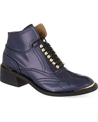 Purified Patti 9 Leather Ankle Boots - For Women - Lyst