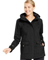 The North Face Carli Waterproof Jacket black - Lyst