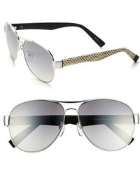 Furla | 60Mm Aviator Sunglasses | Lyst