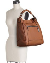 Vince Camuto Mikey Hobo - Lyst