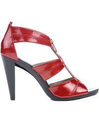 MICHAEL Michael Kors Highheeled Sandals - Lyst