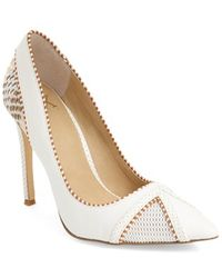 Gx By Gwen Stefani - 'raimund' Pointy Toe Pump - Lyst