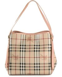 Burberry 'The Small Canter' Tote - Lyst