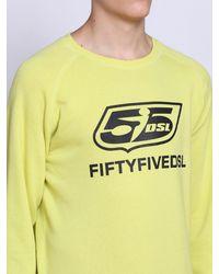Diesel Yellow Fabiolus - Lyst
