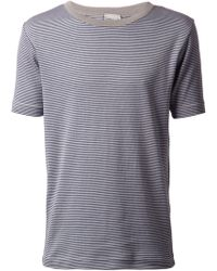 S.N.S Herning Gray Adaptor T-shirt - Lyst