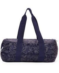 Herschel Supply Co. Packable Duffle Bag - Blue - Lyst