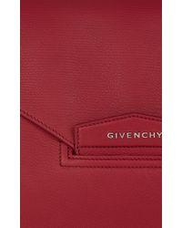 Givenchy Antigona Medium Envelope Clutch - Lyst