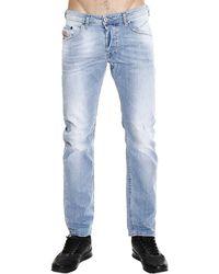Diesel Jeans Belther Denim Used Regular Slim - Lyst
