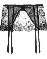 Mimi Holliday by Damaris   Belladonna Wide Suspender   Lyst
