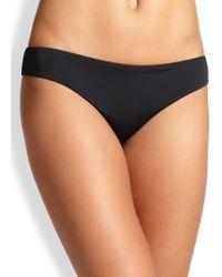 Mara Hoffman Reversible Brazilian Bikini Bottom - Lyst