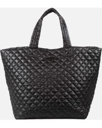 MZ Wallace Large Metro Tote Black Oxford - Lyst