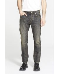 Marc By Marc Jacobs - 'jimmy' Slim Fit Low Rise Jeans - Lyst
