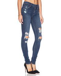 James Jeans James Twiggy 5-Pocket Legging - Lyst