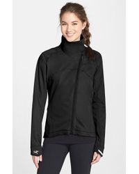 Arc'teryx 'A2B' Soft Shell Commuter Jacket - Lyst