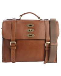 Mulberry Oak Leather Brynmore Messenger Bag - Lyst