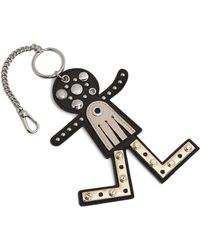 Marc By Marc Jacobs - Screwed Up Faces Chica Bag Charm - Lyst