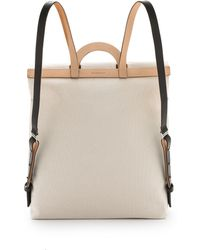 Building Block - Line Canvas Backpack - Canvas - Lyst