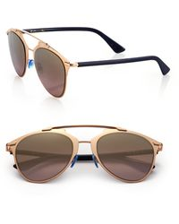Dior | Reflected 52mm Modified Pantos Sunglasses | Lyst