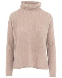 Quinn | Martina Oversized Turtle Neck | Lyst