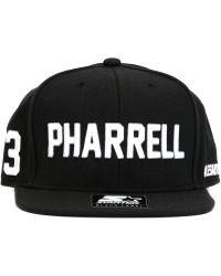 LES (ART)ISTS - Les (art)ists Pharrell Embroidered Cap - Lyst
