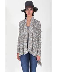 Goddis Sara Jane Textured Knit Sweater - Lyst