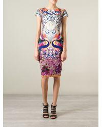 Mary Katrantzou 'Scuba' Dress - Lyst