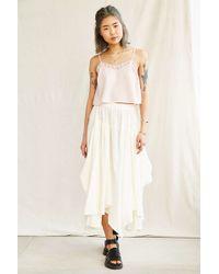 Urban Renewal - Remade Gathered Maxi Skirt - Lyst
