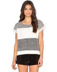 IKKS - Stripe Pullover - Lyst