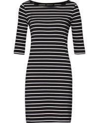 French Connection | Tim Tim Stripe Dress | Lyst