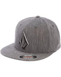 Volcom Layer Flexfit Hat - Lyst