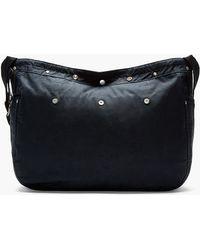 Junya Watanabe - Navy Canvas Seil Marschall Edition Reversible Messenger Bag - Lyst